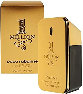 1 Million by Paco Rabanne for Men Eau de Toilette 50ml