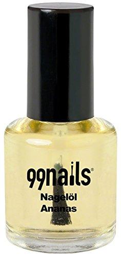 99 Nails nagelöl – Ananas, 1er Pack (1 x 15 ml)