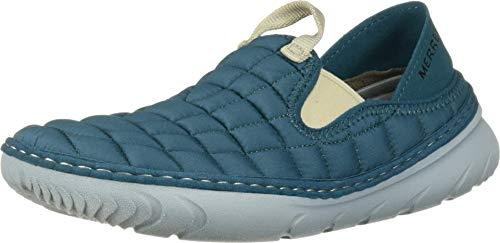 Merrell Women's HUT MOC Shoe, Dragonfly, 8 M US