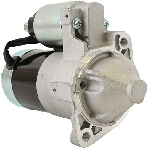 DB Electrical SMT0165 Starter Compatible With/Replacement For 2.4 2.4L Sebring 2001-2005 Dodge 2.4L Status 01-05 Mitsubishi 2.4L Eclipse 2000-2005 Galant 1999-2003