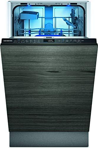 Siemens SR85EX09KE iQ500 Vollintegrierter Geschirrspüler / D / 63 kWh / 9 MGD / Smart Home kompatibel via Home Connect / Hygiene Plus Programm / varioSpeed Plus