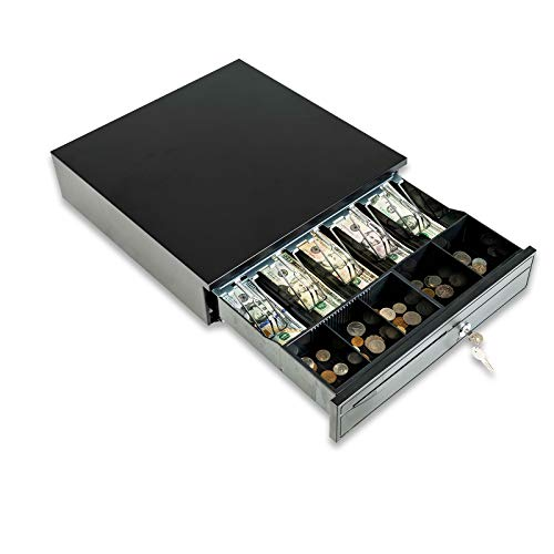 EOM-POS Cash Register Drawer /& Mounting Brackets for Under Counter Installation