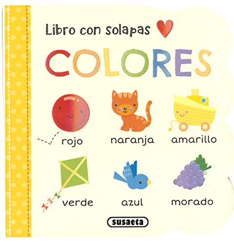Colores (Mi primer libro con solapas)