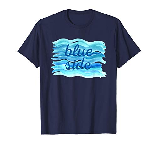 Blue Side Outro JHope Hope World K-Pop KPop Korean Mixtape T-Shirt