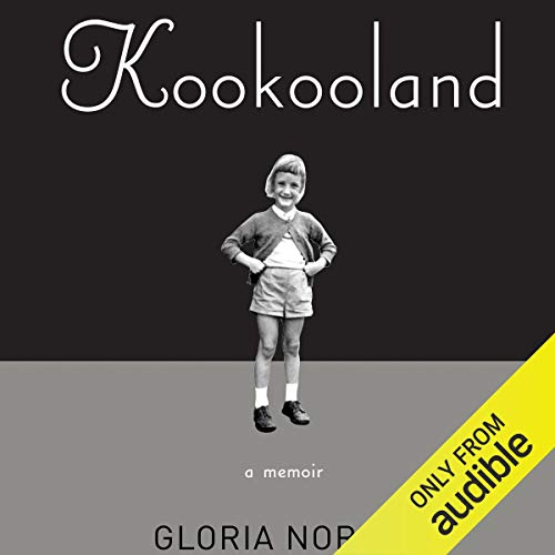 KooKooLand audiobook cover art