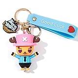 One Piece Figure Keychain, Anime Keychain,Chopper (Chopper-1)