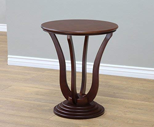 Frenchi Home Furnishing Round End Table