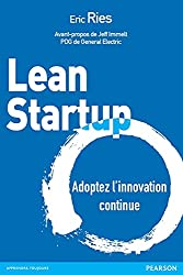 livre Lean Startup: Adoptez l'innovation continue