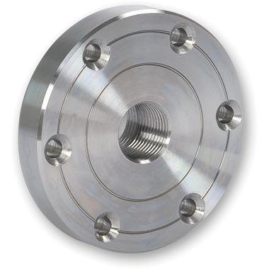 Planscheibe Ø 75mm für Drechsler, Aufnahme M33x3,5mm, Drechsler drechseln, Woodturner Woodturning