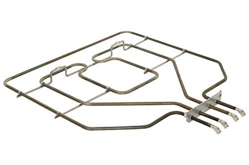 Bosch 00684722 Four et accessoires/Résistances/Plaque/Quality de four grill Élément de votre/Cette partie/Accessoires est adapté pour différentes marques