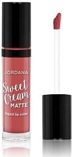 Best jordana sweet cream matte liquid lipstick Reviews