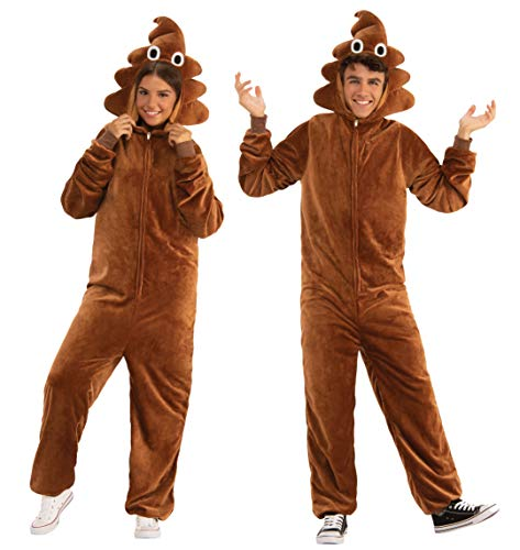 Couples Halloween Poop Costume