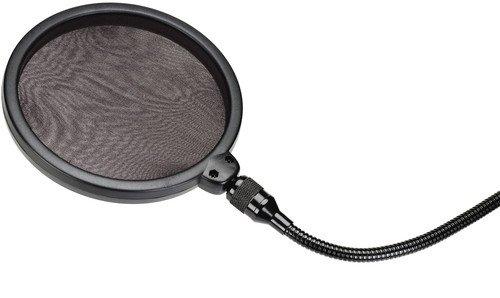 Samson PS 01 professioneller Pop Filter - Popschutz - Popfilter - für Studiomikrofone