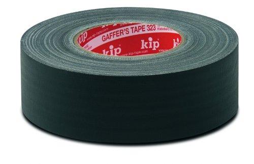 1 Rolle kip Gaffer´s Tape schwarz 323-85 - 50 m x 50 mm