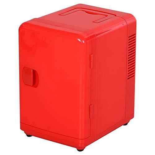 Mini réfrigérateur portable 2 en 1 froid chaud 5 L 12/220-240 V rouge