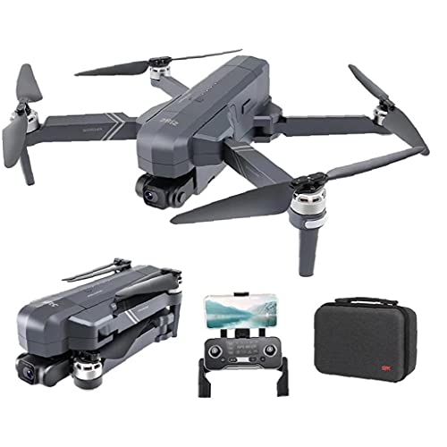 F11 Mini Drone Foldable Remote Control DroneComaptible with beginners Equipped with High-Definition...