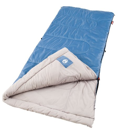 Bolsa de Dormir, Coleman Trinidad Warm-Weather Sleeping Bag