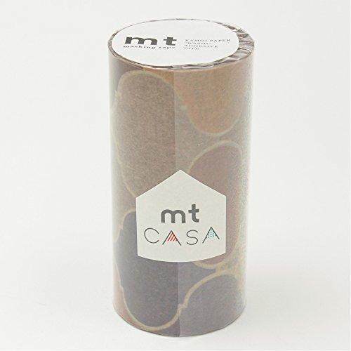 カモ井加工紙 マスキングテープ mt CASA 100mm幅×10m巻き タイル・レンガ MTCAS012