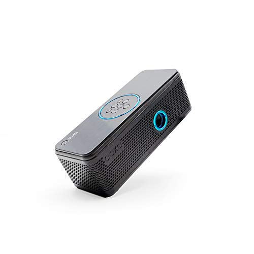 AAXA BP1 Speaker Projector � Bluetooth 5.0, Battery Power Bank, Up to 6 Hour Projection or 24 Hours Playtime, USB C Mirroring, Onboard Media Player, HDMI, DLP Portable Mini LED Projector Photo #8