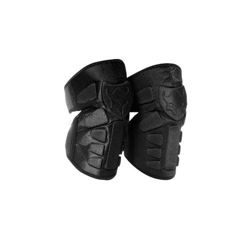 TSG Knieschoner Valdez, black, one size