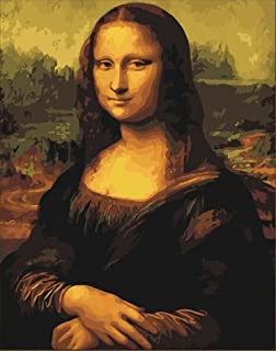 Best paint by number mona lisa Reviews