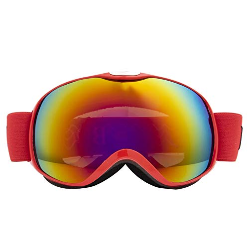 Metermall Sports For Children Ski Goggles Dual Layer Anti-fog Skiing Mask Glasses Snowboard Skating Windproof Sunglasses Skiing Goggles