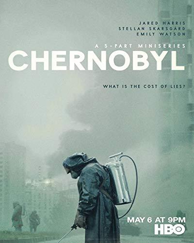 Chernobyl TV Series - Poster cm. 30 x 40