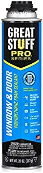 Great Stuff Pro Window & Door, 20 oz