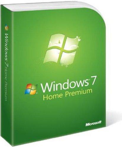 Windows 7 Home Premium 32/64 Bit deutsch (o. Media Player) [import allemand]