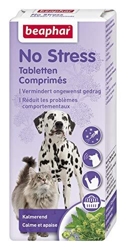 beaphar No Stress - Hund & Katze - 20 Tabletten