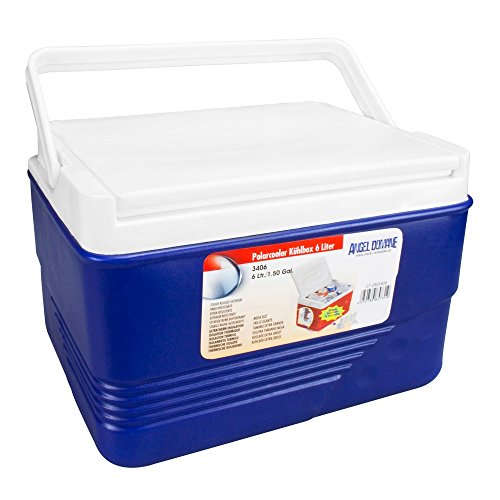 Waterside Polarcooler Kühlbox 6 Liter
