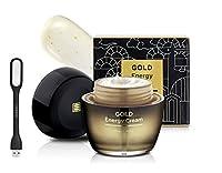 ESTHEMED 【NEW!! エステメドゴールドエネルギークリーム】ESTHEMED GOLD Energy Cream 50g + ochloo logo tag led