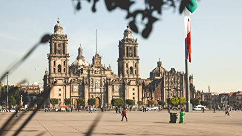 From Tenochtitlan to Mexico City: t…