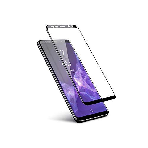 Tempered Glass Clear 6D Curved Screen Protector For Samsung Galaxy Note 9