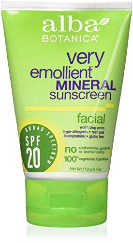 Alba Facial Sunscreen SPF 20