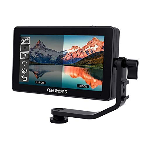 Zwbfu F6 Plus Kit de Monitor de Campo en cámara de 5.5 Pulg