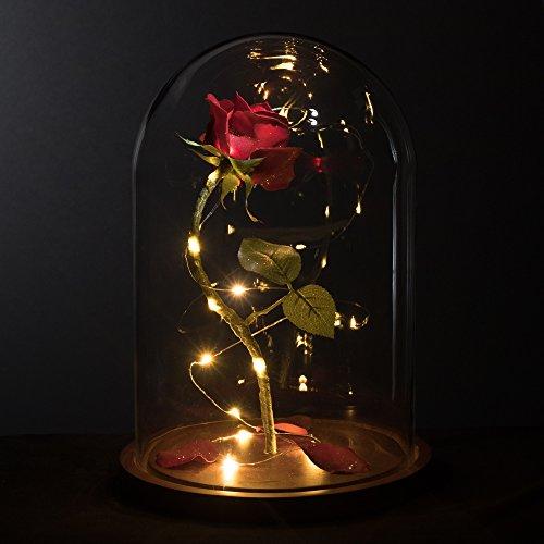 MagicPrincessWhitney Enchanted Rose Life-Sized 13