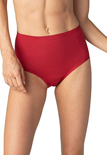 Mey Basics Serie Natural Second me Damen Taillenslips/ - Pants Rot XL