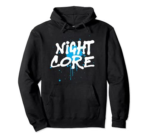 Nightcore Electronic Music Lovers パーカー