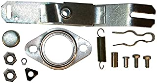 JP Heat Exchanger Mounting Kit Left Fits VW Beetle Cabrio 043298147A