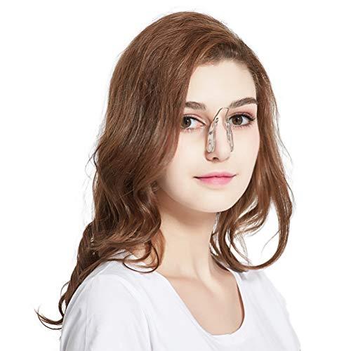 YueWan Beauty Pince-nez en silicone pour lissage de nez - Outil de massage pour nez large ou mal