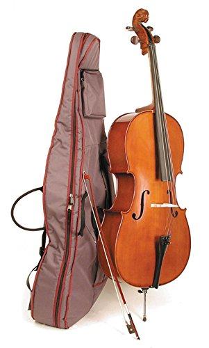 Stentor Estudiante 2 Cello 4/4 Tamaño guarnición (preparado)