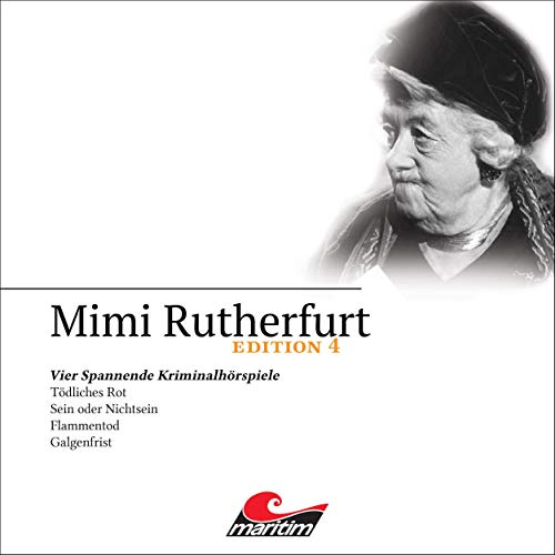 Page de couverture de Mimi Rutherfurt Edition 4