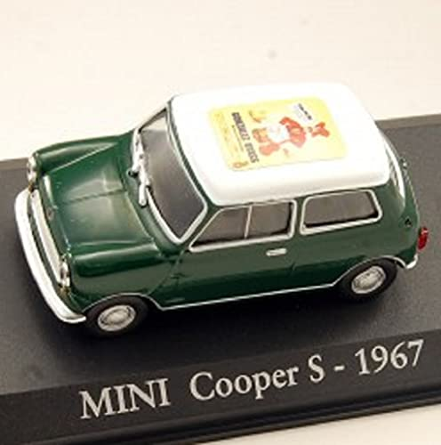 Mini Cooper S 1967 González Byass vinos 1/43