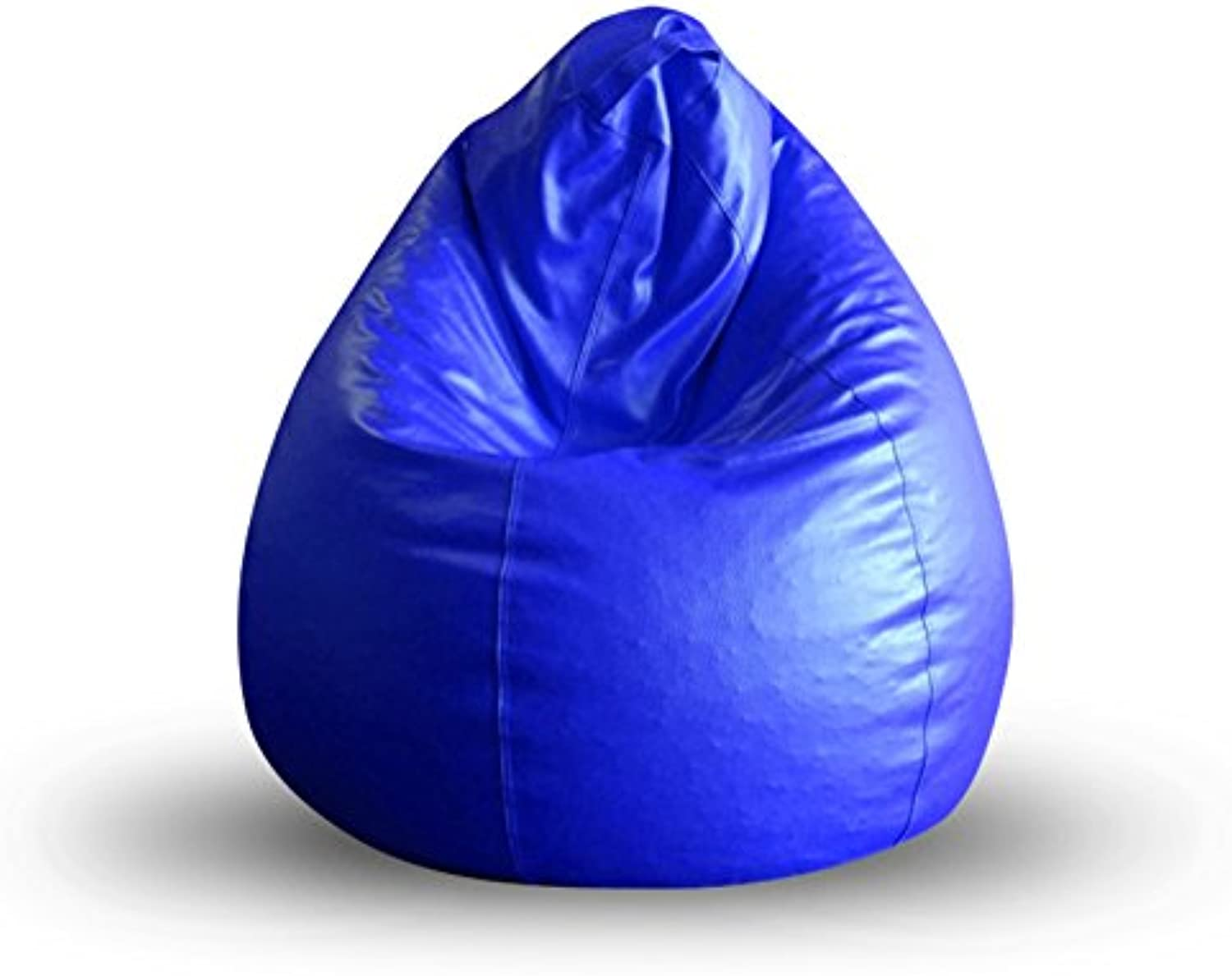 Style Homez Classic Bean Bag XL Size Royal bluee Cover Only