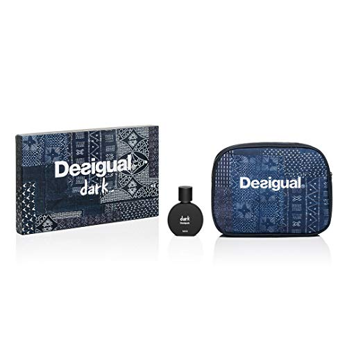 Desigual Parfum Coffret Dark 50 ml/Trousse Mike