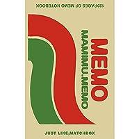 春光園 メモ帳 MAMIMU.MEMO アメリカンビンテージ SMN-0180-007