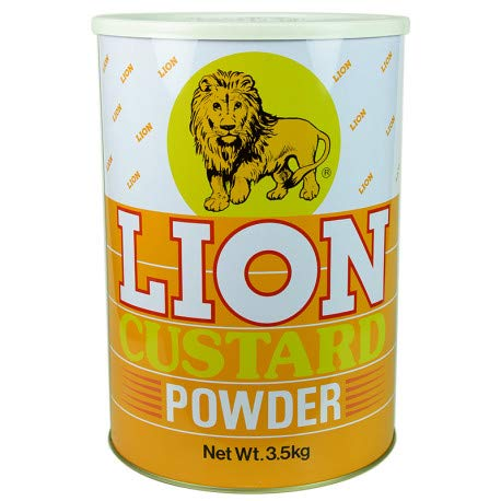 Lion Brand Custard Powder 3.5 KG (7.7 LB)