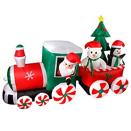 CCLIFE Babbo Natale Gigante babbo natale...