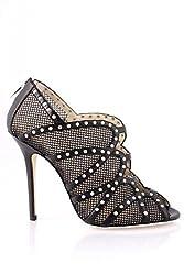 Karina Studded Shoes with High Heels